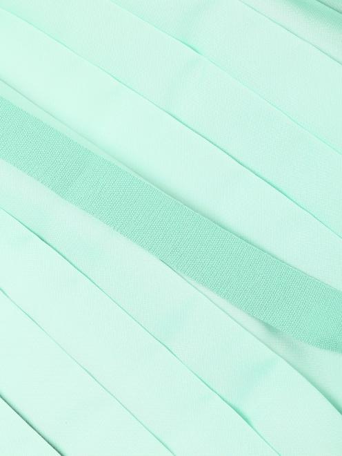 Юбка-макси с узором MM6 - Деталь1
