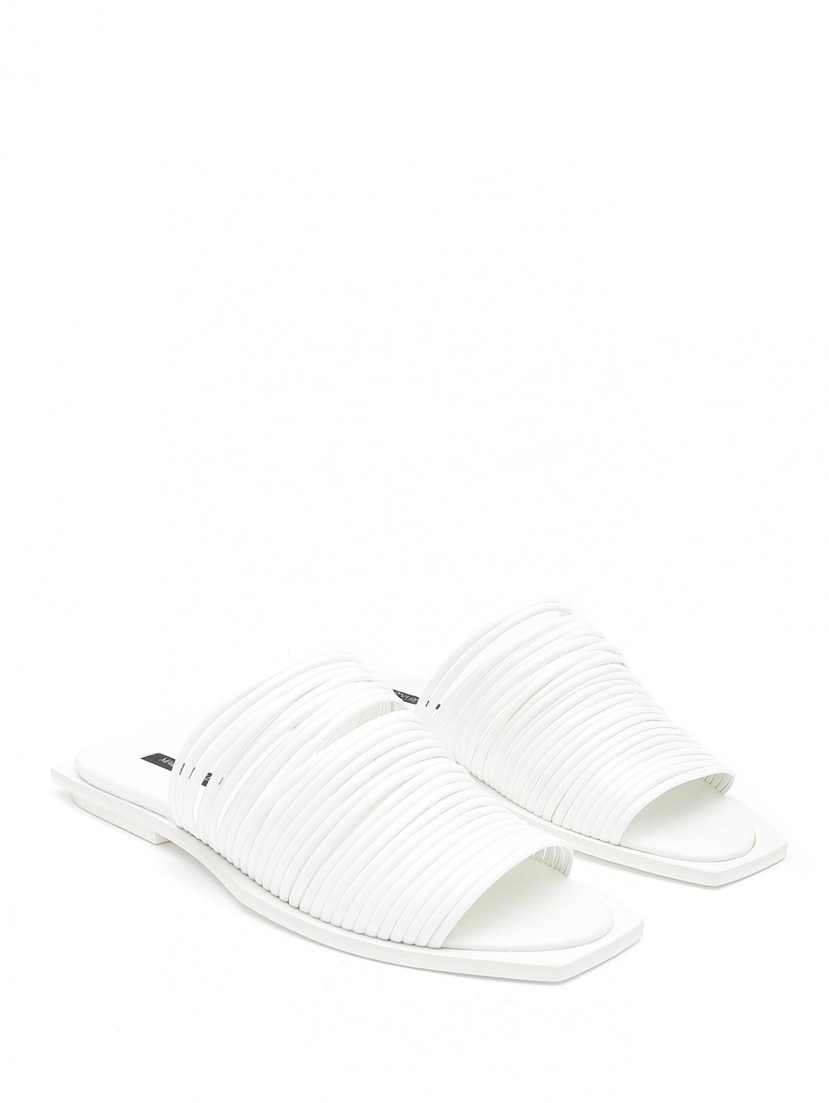 Сандалии на низком каблуке Marina Rinaldi  –  Общий вид